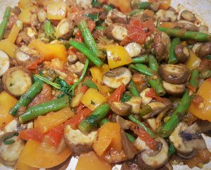 Karahi Vegetables