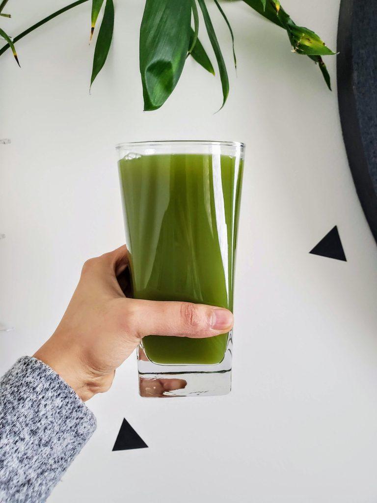 Anti-cramping Anti-inflammatory Juice